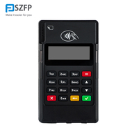 GPRS Mini POS machine wireless handheld mpos termina with magnetic card/IC card/NFC reader/WIFI