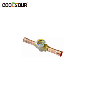 Coolsour Sight Glass , Refrigeration Fittings