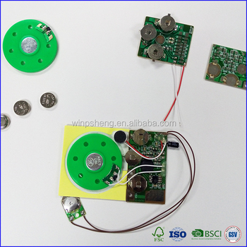 Recordable music greeting card sound modulevoice chip buy recordable music greeting card sound module voice chip m4hsunfo
