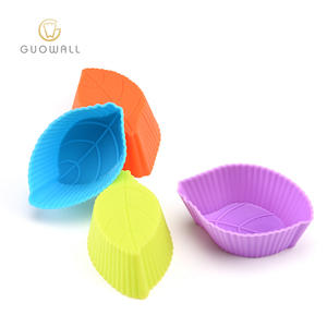 Cake Decoration Leaf Silicone Cake Mould Baking Tools For Give Gift Whole Sell Silicone Mould