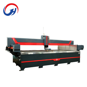 High quality 5 axis waterjet CNC cutting machine