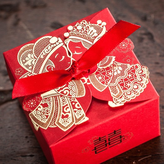 Asian Wedding Gift Baskets: Aliexpress.com : Buy Cheap Wedding Favor Boxeswith Ribbon