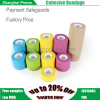 Own Factory Direct Supply adhesive athletic bandage cohesive bandage color horse bandage
