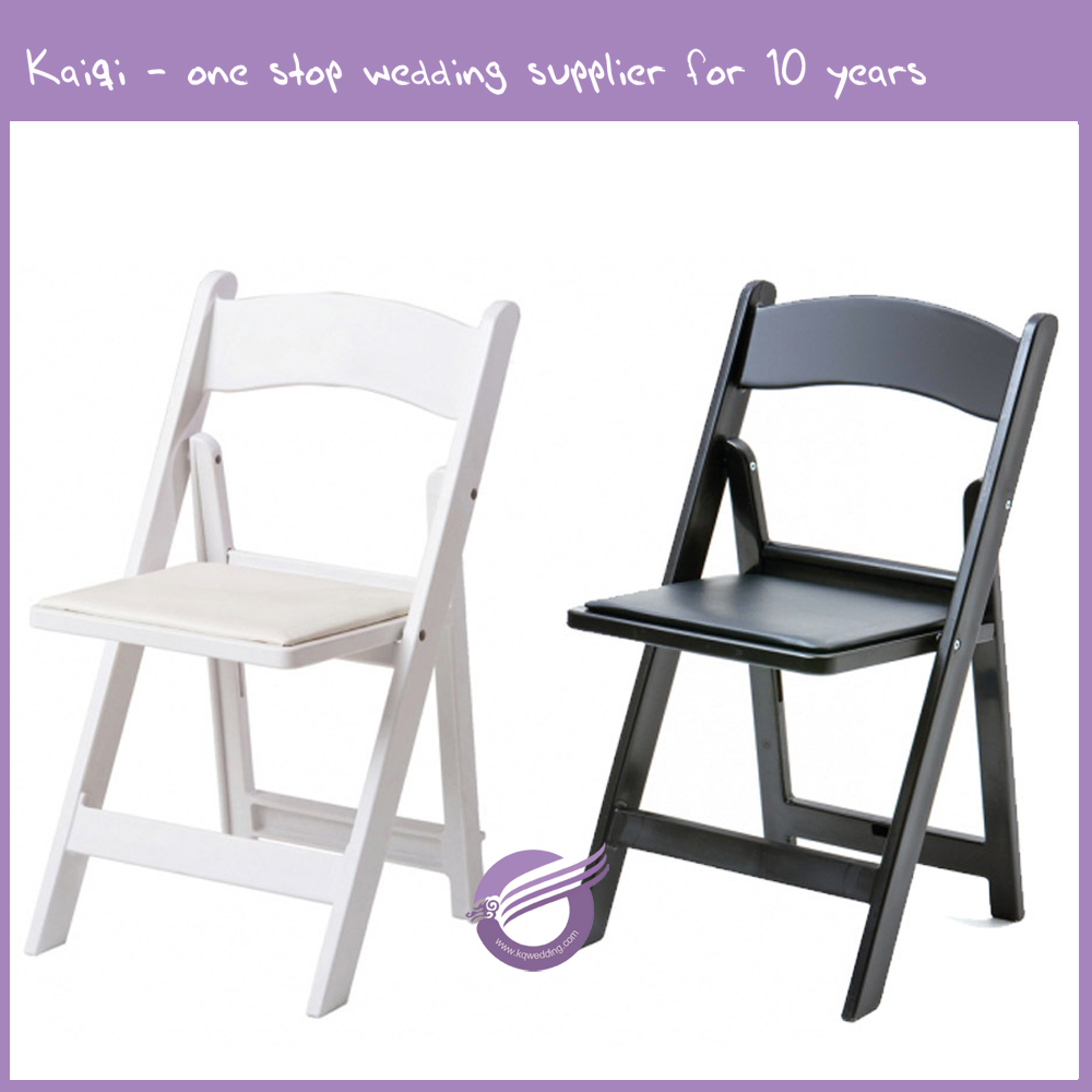 Zy Wedding Cheap Wholesale White Resin Folding Plastic Chair Buy Whole