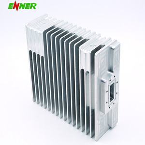 Aluminum Profile 6063 T5 Inverter Heat Sink Heatsink Parts