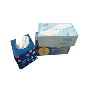 bulk tissue paper/box facial tissue