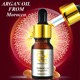 naturally morrocan argan oil keep hair smooth and shine