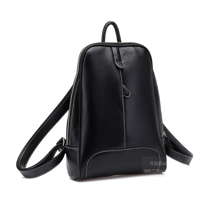 Get Quotations · Mochila Feminina Women Leather Backpack School Bags High  Quality Ladies Woman Backpacks Vintage Bolso European American 7a0a0092ce