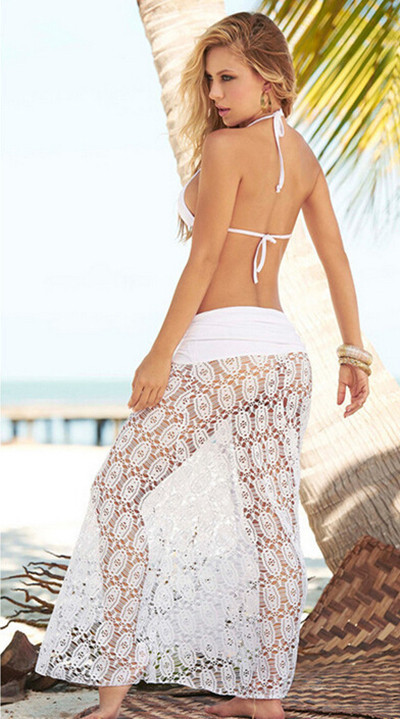 Vikinii Sexy Summer Beach Dresses Silver Women Beachwea 8tube 1