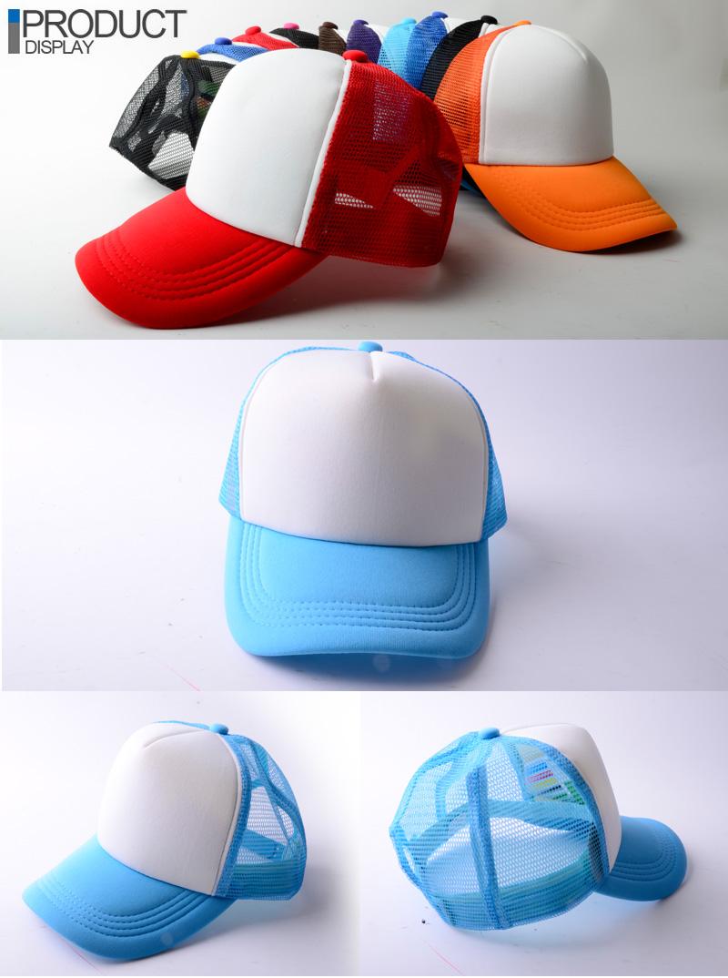 Personalizado sublimación de espuma de malla camionero gorra de béisbol 57e8947e649