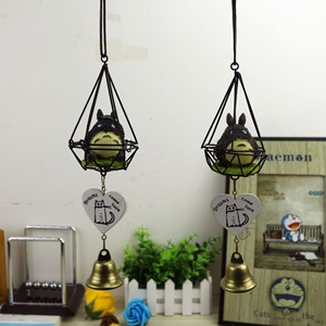 Creative decoration Japanese style sublimation print gifts wind chimes hang decorations ornaments