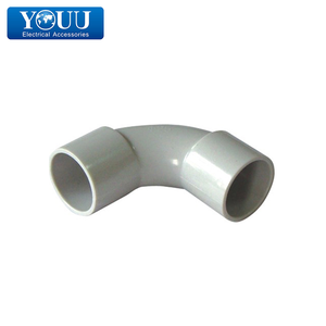 YOUU Innovative New Products SAA Approved Electrical PVC Solid Elbow Conduit Fitting