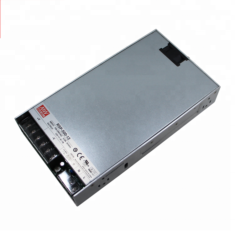 Mean Well 450w 5v 90a Smps Rsp-500-5 220v To 5v Dc Power Supply ...