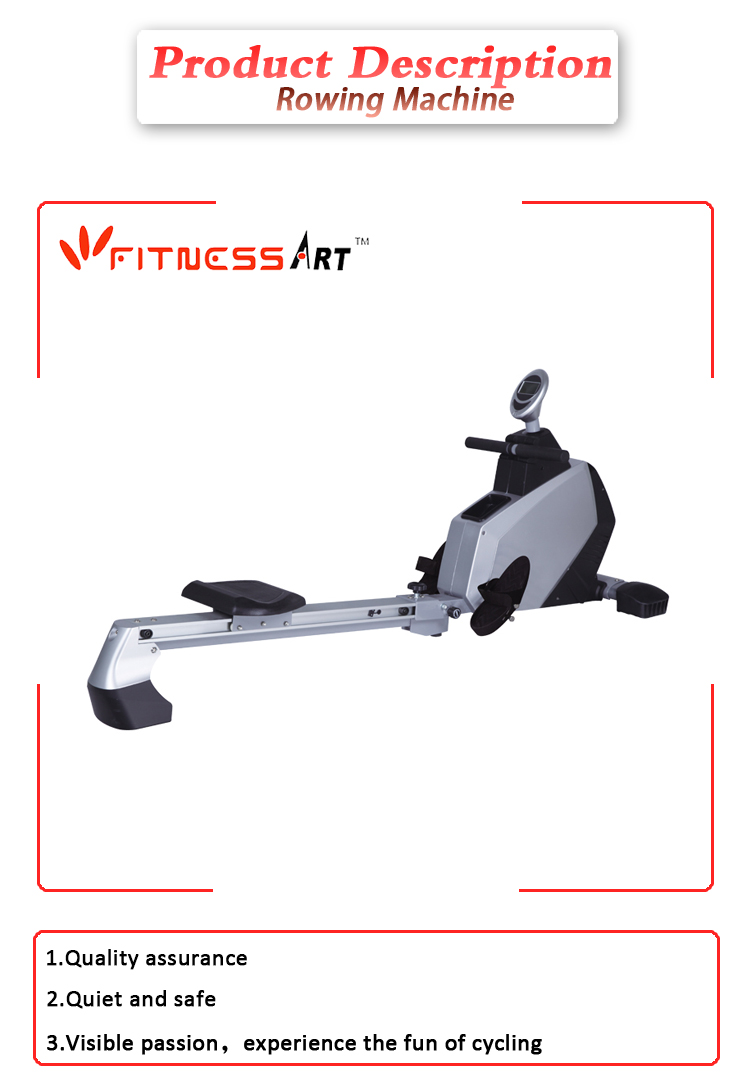 Magnetic Commercial Rowing Boat Rowing Machine RM2105-1