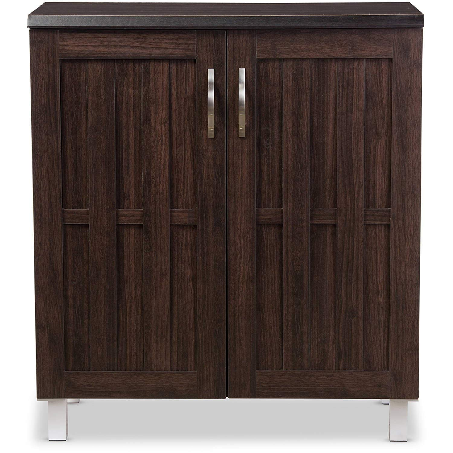 Storage Cabinet Buffet, Durable Construction, Extra Space, Space Saving Design, Functional, Buffet, Suitable for Dining Room, Kitchen, Entryway, Home Furniture, Espresso + Expert Guide