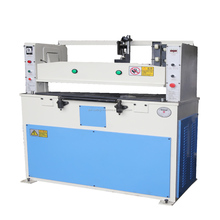 XCLP2-250/300 type hydraulic plane flat bed die cutting machine