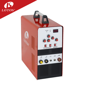 Lotos Tig200 Manufacturer good quality CE TUV approved tig welder ac dc