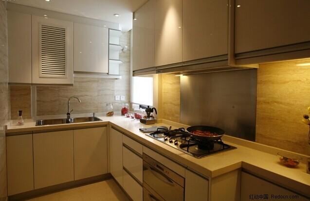 Modern Design 4W 250lm 2700K Kitchen Cabinet LED Light