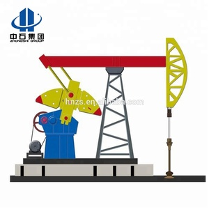 API Certificated Oil Well Pump Unit