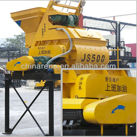 Sales Service Provided and New Condition concrete mixer prices/blenders Chinese suppliers