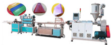 overseas wholesale supplier PVC shelf price tag making machine /production line