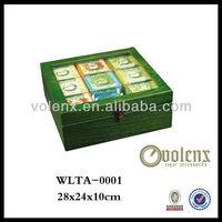 Cheap Wooden Tea Box (SGS/BV)