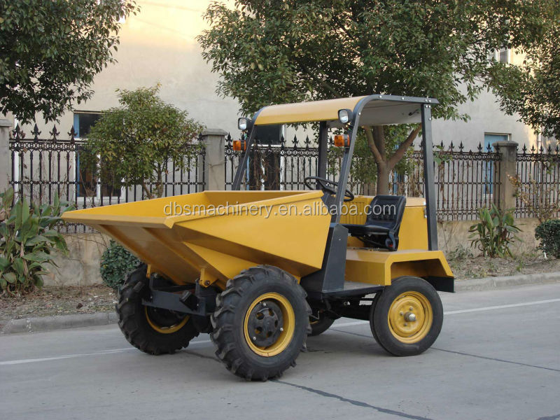High Quality Hydraulic Site Dumper FY15 Payload 1.5 Ton