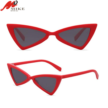 2018 Small Cat Eye Sunglasses Women,Fashion Vintage Cat Eye ...