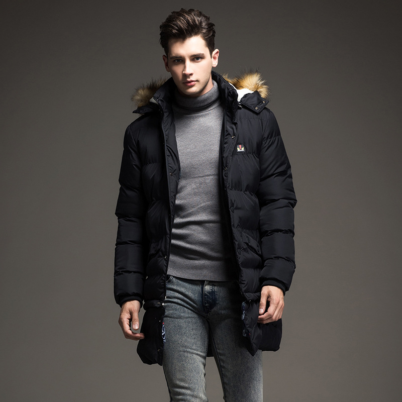 Long Parka Jacket Mens Jacketin