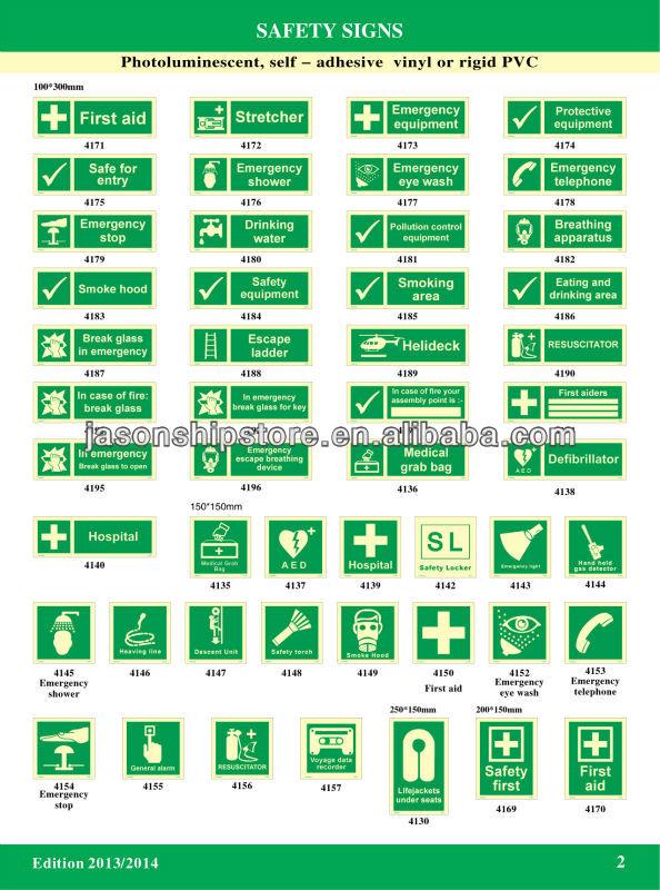 Safety Sign Imo Symbols Buy Imo Symbolimo Photoluminescent Symbol