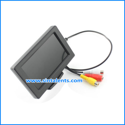 7 inch Rearview Monitor Camera Truck Reverse Alarm System