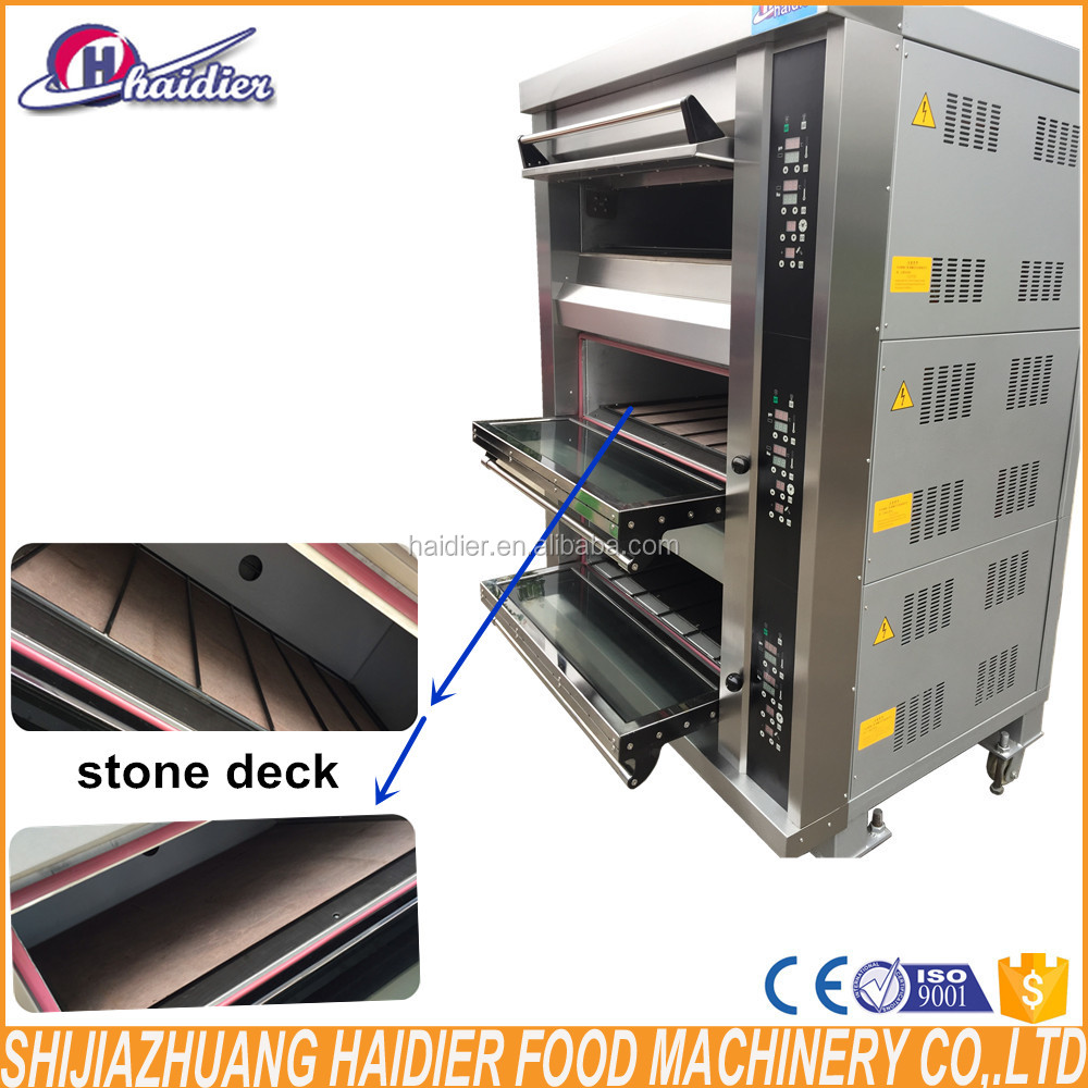 industrial bread baking oven baking bread cupcakes for sale