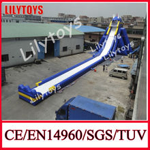 Inflatable Water Slide Giant Hippo Trippo Water Slide