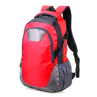 OEM Newest brand printing laptop backpack, China Brand Customize Factory