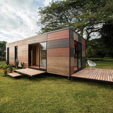 China vorgefertigte 40ft container home/flat-pack-containerhaus für <span class=keywords><strong>verkauf</strong></span>