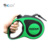 High quality Custom Heavy Duty Nylon Automatic Pet 16ft Retractable Dog Leashes For Large dogs