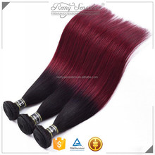 "Remy human hair weave for black women 8""-30"" factory wholesale hair extension"