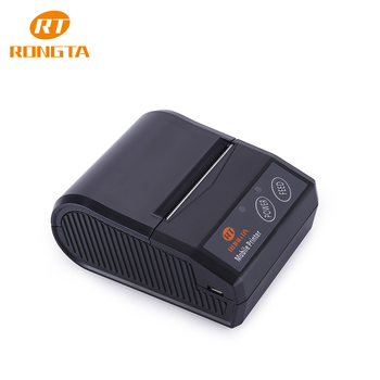 Rpp210 Rongta Mini Mobile Bluetooth Printer Can Print Text Message Free App  - Buy Handheld Mobile Printer,Mobile Printer,Android Sdk Offered Free