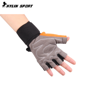 Wholesale China Factory Gym Training Weight Lifting Gloves