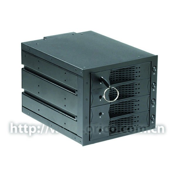 ORICO 6204SS internal HDD mobile rack, 4bay hdd