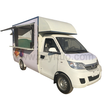 Ce Approved New Type Taco Mobile Food Trucks Food Kiosk Food Wagon