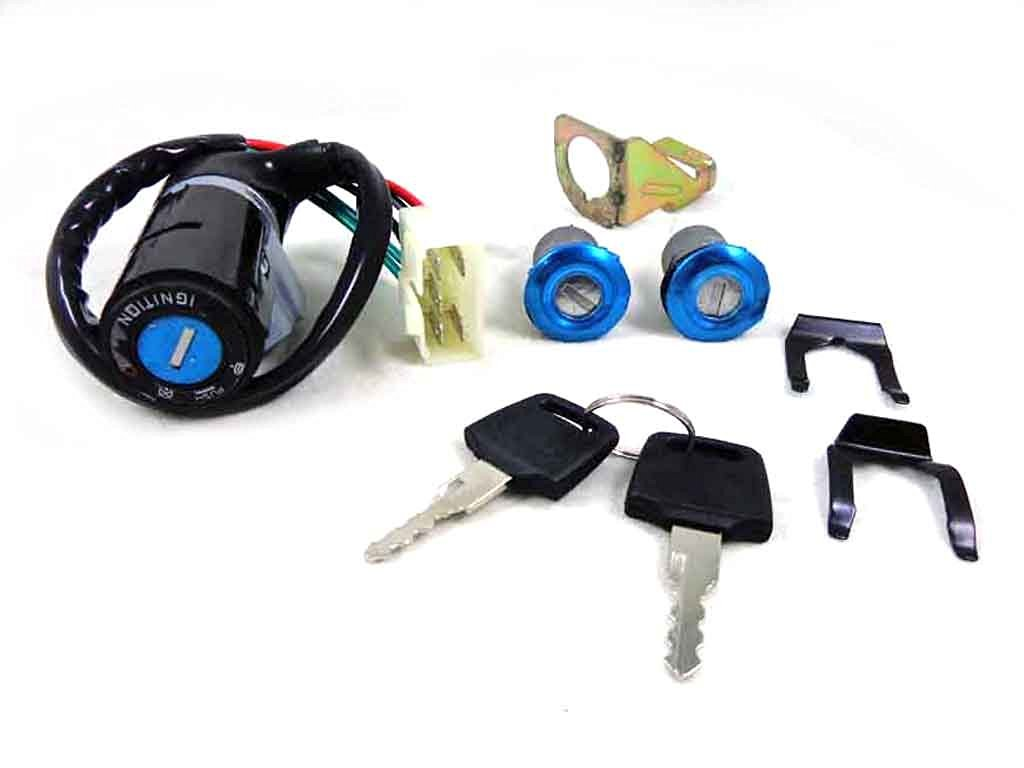 Buy Honda Ch150 Ch 150 Elite Gy6 Scooter Custom Carburetor Carb 80 Wiring Schematic 5 Wire Ignition Key Switch Set For Dio 50 Se50 Sa50 Sk50 Ch125