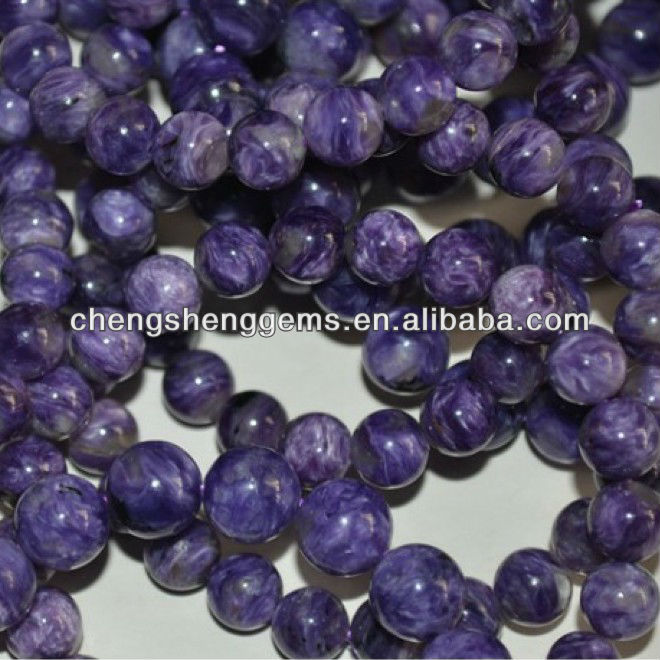 6mm Round Smooth Aa Grade Russian Charoite Rare Beads For Fine Jewelry Design Buy Charoite Loose Beads Gemstone Beads Loose Beads For Jewelry Making Product On Alibaba Com
