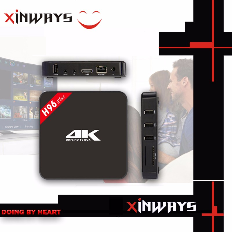 Newest h96 plus Android <strong>TV</strong> <strong>Box</strong> <strong>Amlogic</strong> S905 Quad Core Android5.1 DDR3 1G WIFI 4K Kodi 16.0 Full add-ons h96 plus <strong>tv</strong> <strong>box</strong>