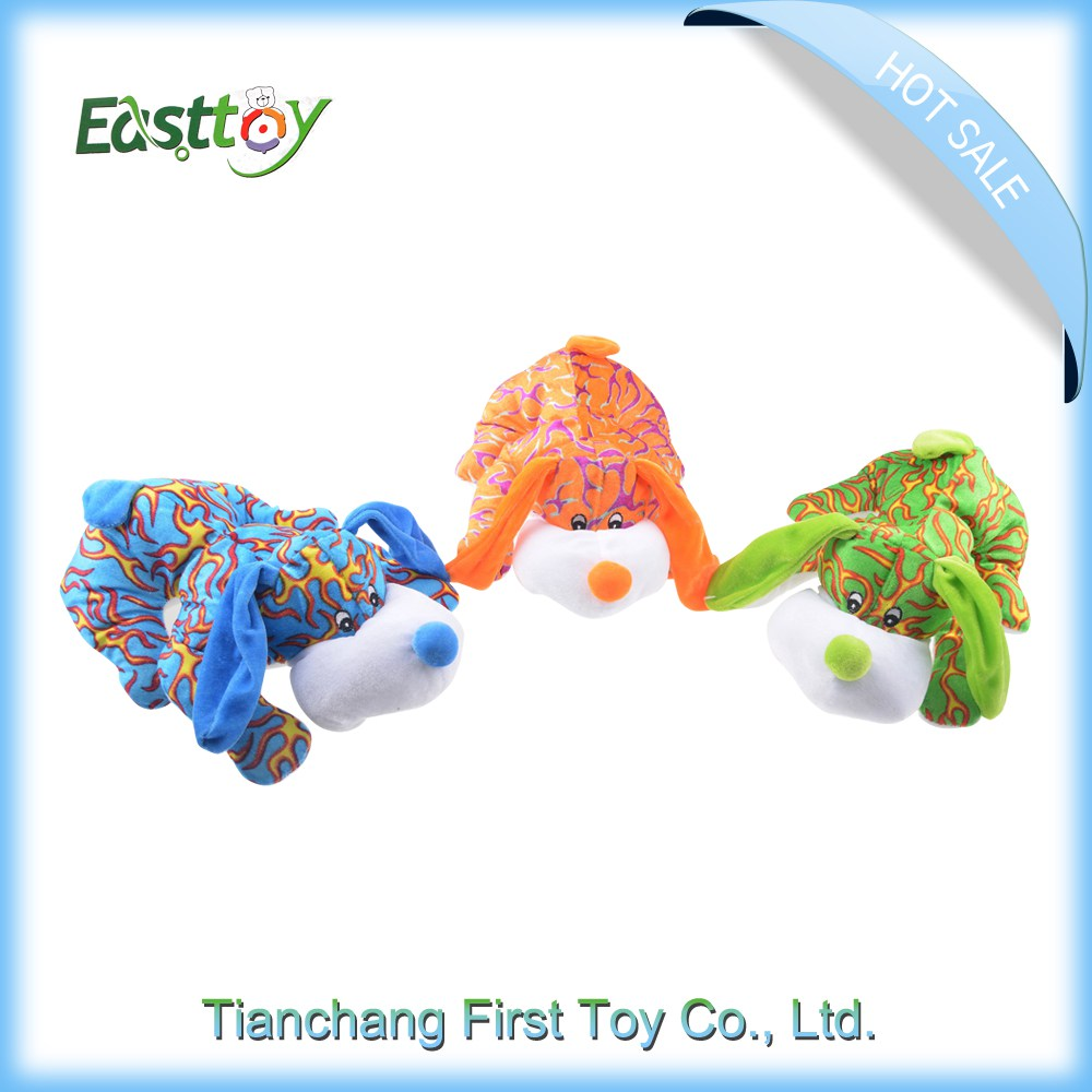 Top selling knitted teddy bear,stuffed dog toy