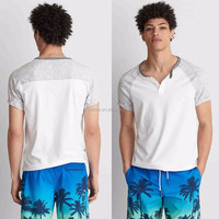 New York Wholesale T-shirts High Quality 50% Cotton 50% Polyester T-shirts Designs