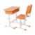 Single plastic old school furniture desk chair price list for sale