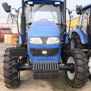 110HP Agricultural Wheeled Hinomoto 4WD Tractors New Age Tractors