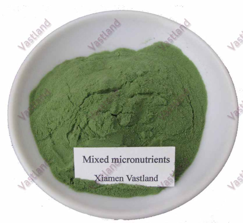 EDTA combi-mixture EDTA MIX1 Plant nutrition trace element