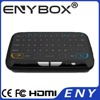 Latest Excellent quality gaming mechanical touchpad 2.4GHz H18 wireless air mouse keyboard